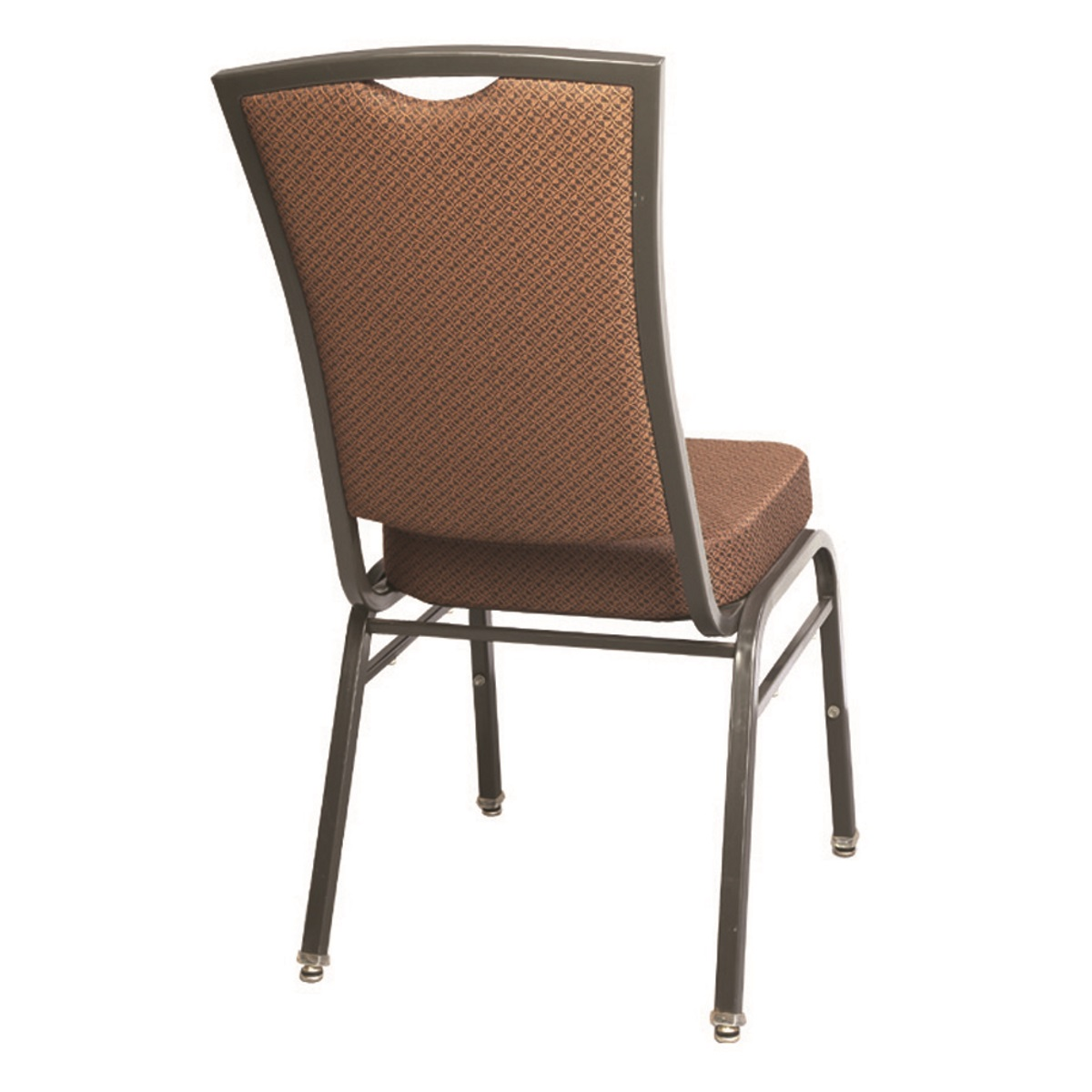 Jackson Rectangular Table With Metal Base: Aluminum Arc Rectangle Banquet Chair