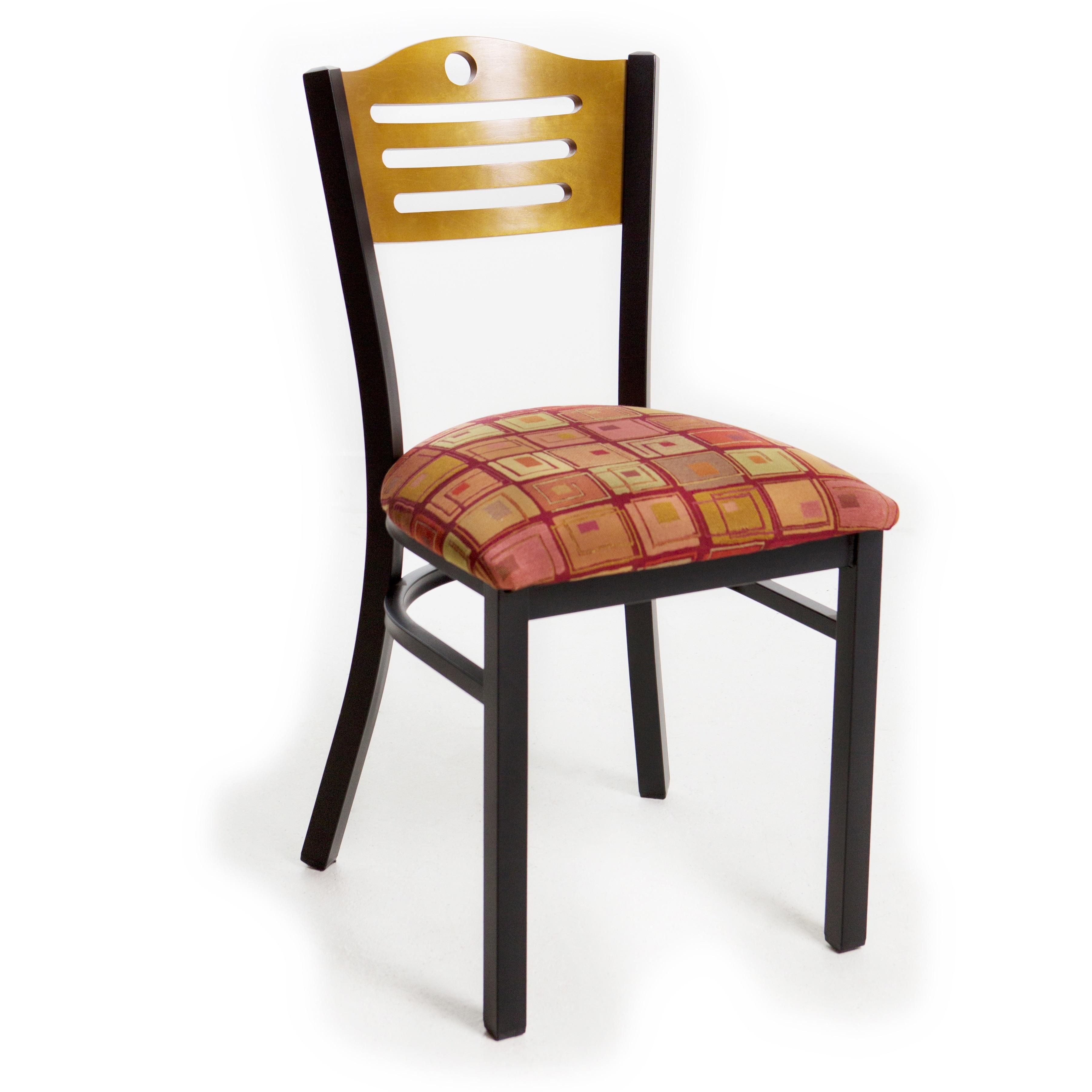 Metal Chairs Metal Laser Wood Chair