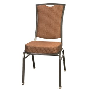 Aluminum Arc Rectangle Banquet Chair