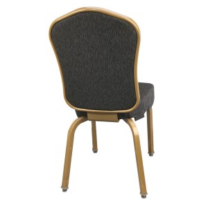 Elegant Aluminum Cathedral Banquet Chair