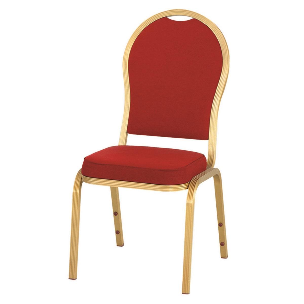 Aluminum Teardrop Banquet Chair