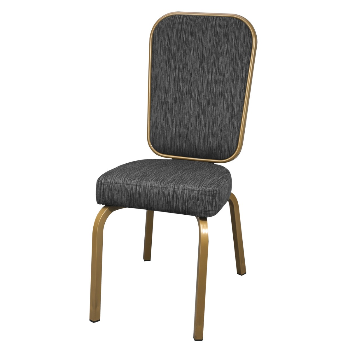 Elegant Aluminum Rectangle Banquet Chair