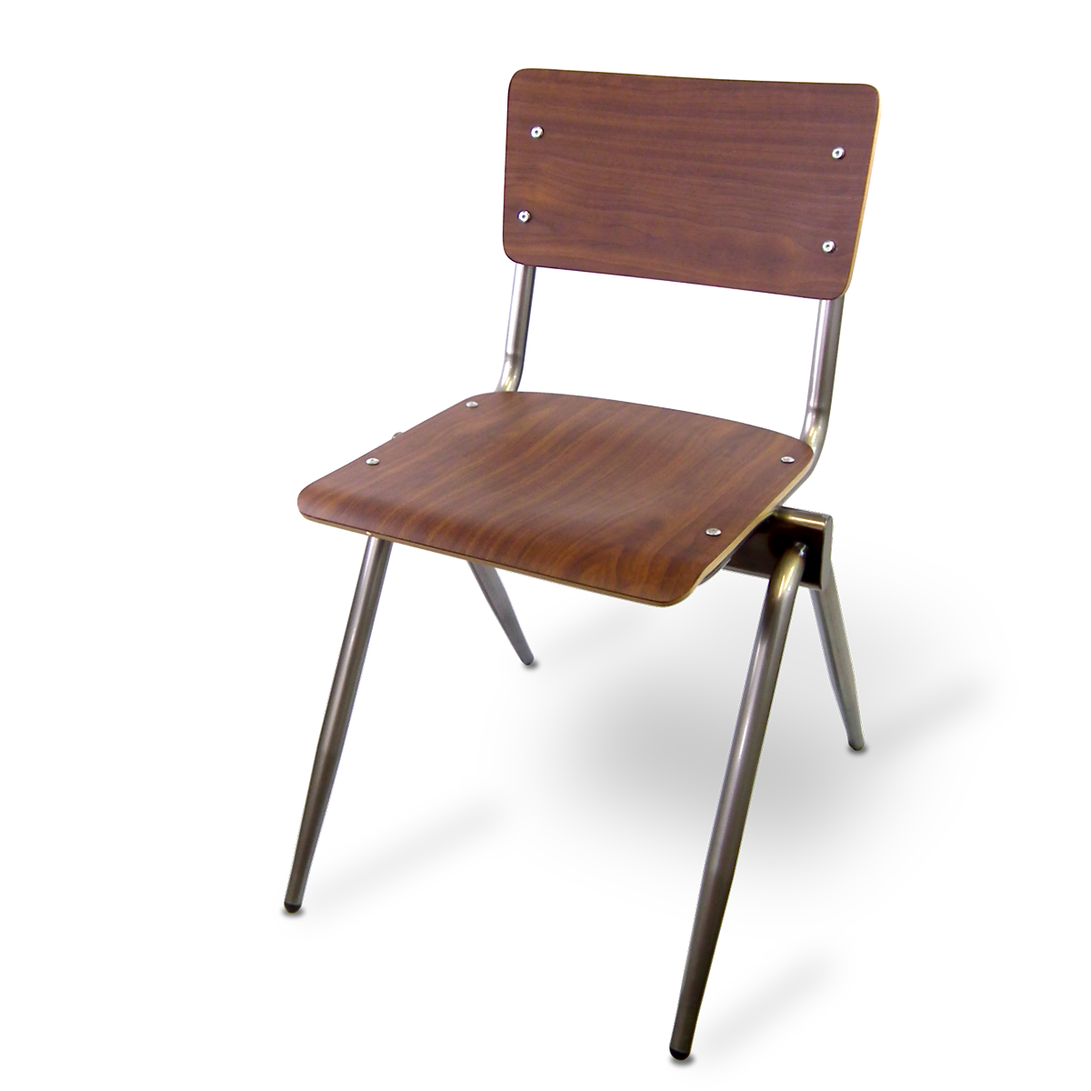 Industrial, Molded Laminated & Clear-coat (Dallas), Chair