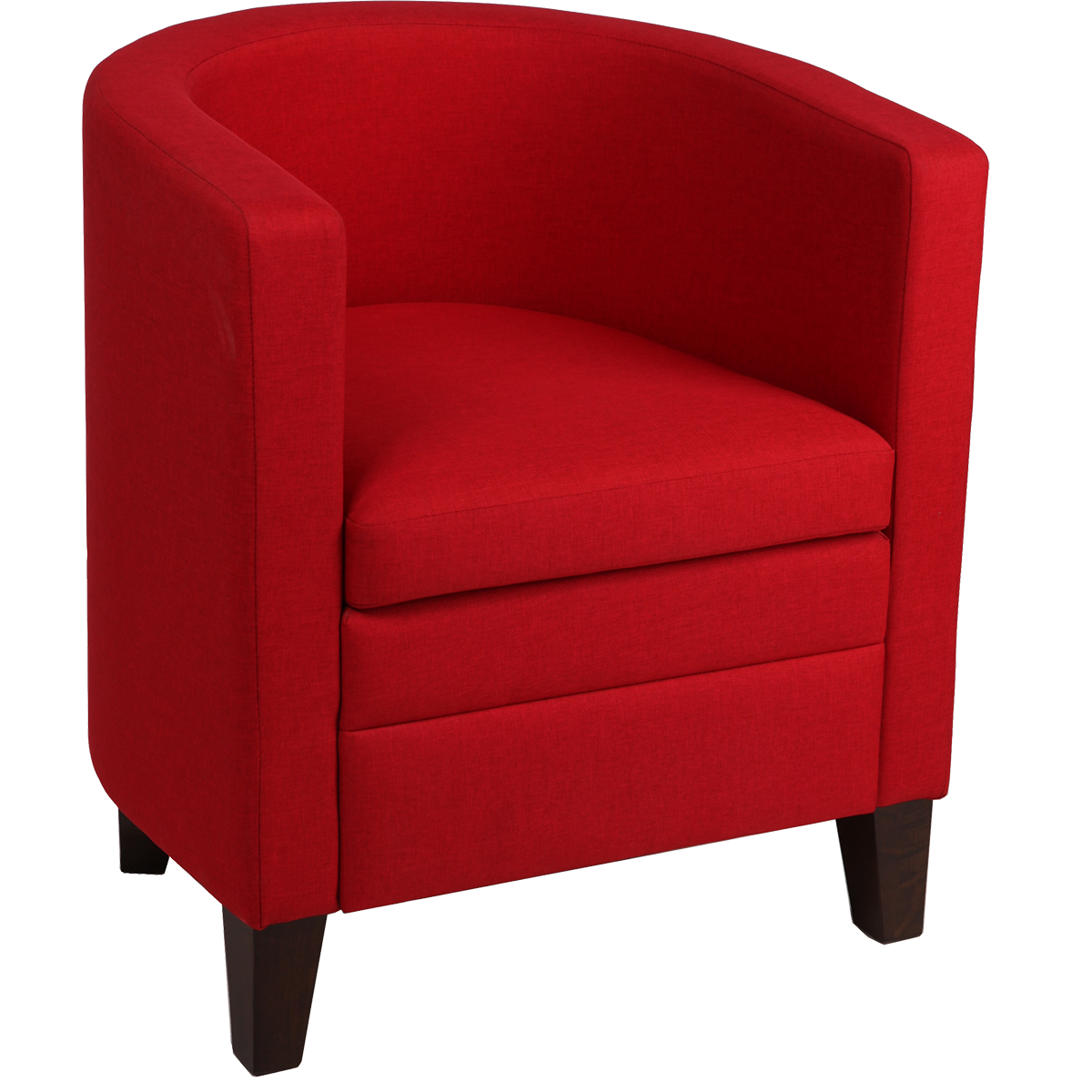 Round Back Lounge Chair