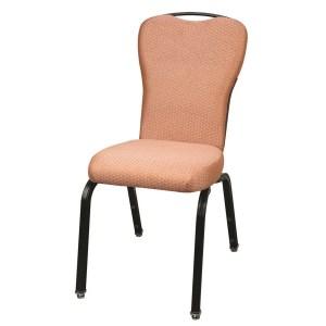 Elegant Aluminum Teardrop Banquet Chair