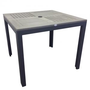 Perma-wood / Aluminum Outdoor Square Table 36x36